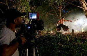 Tantrica – Trailer shoot
