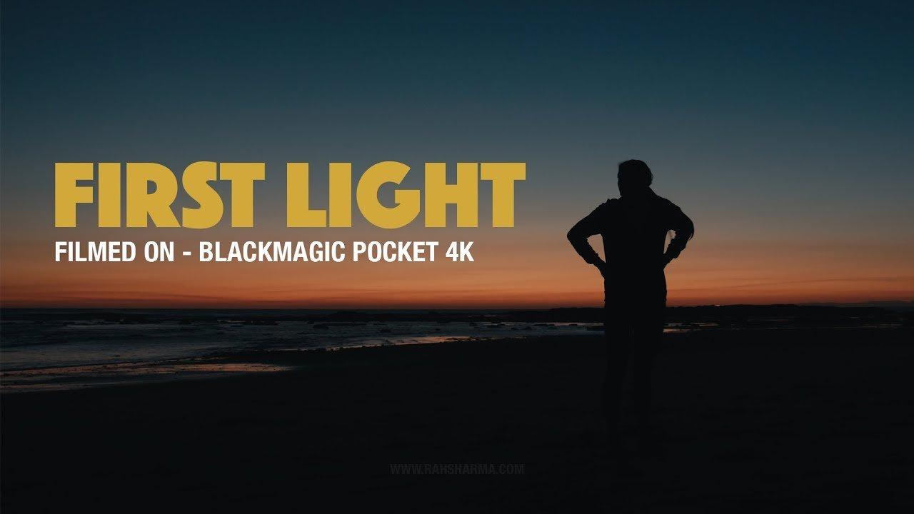 Blackmagic Pocket 4k Footage – ISO3200