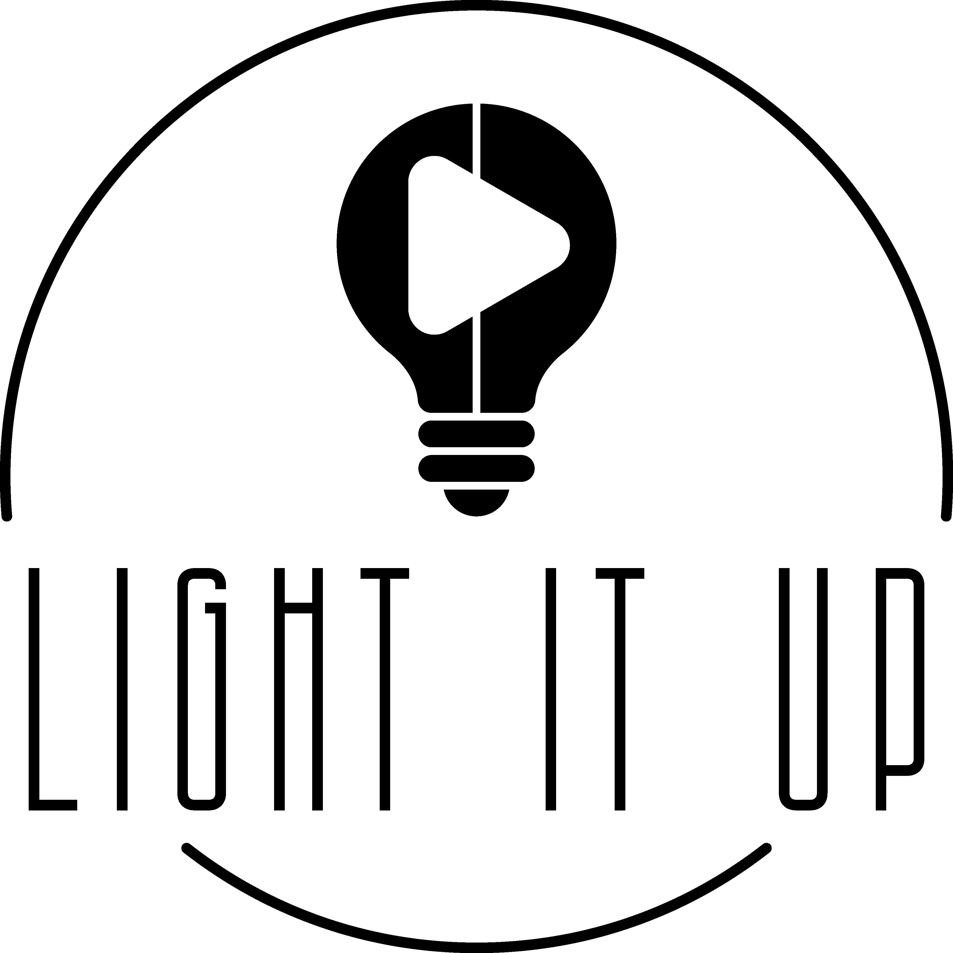 1 logo black png