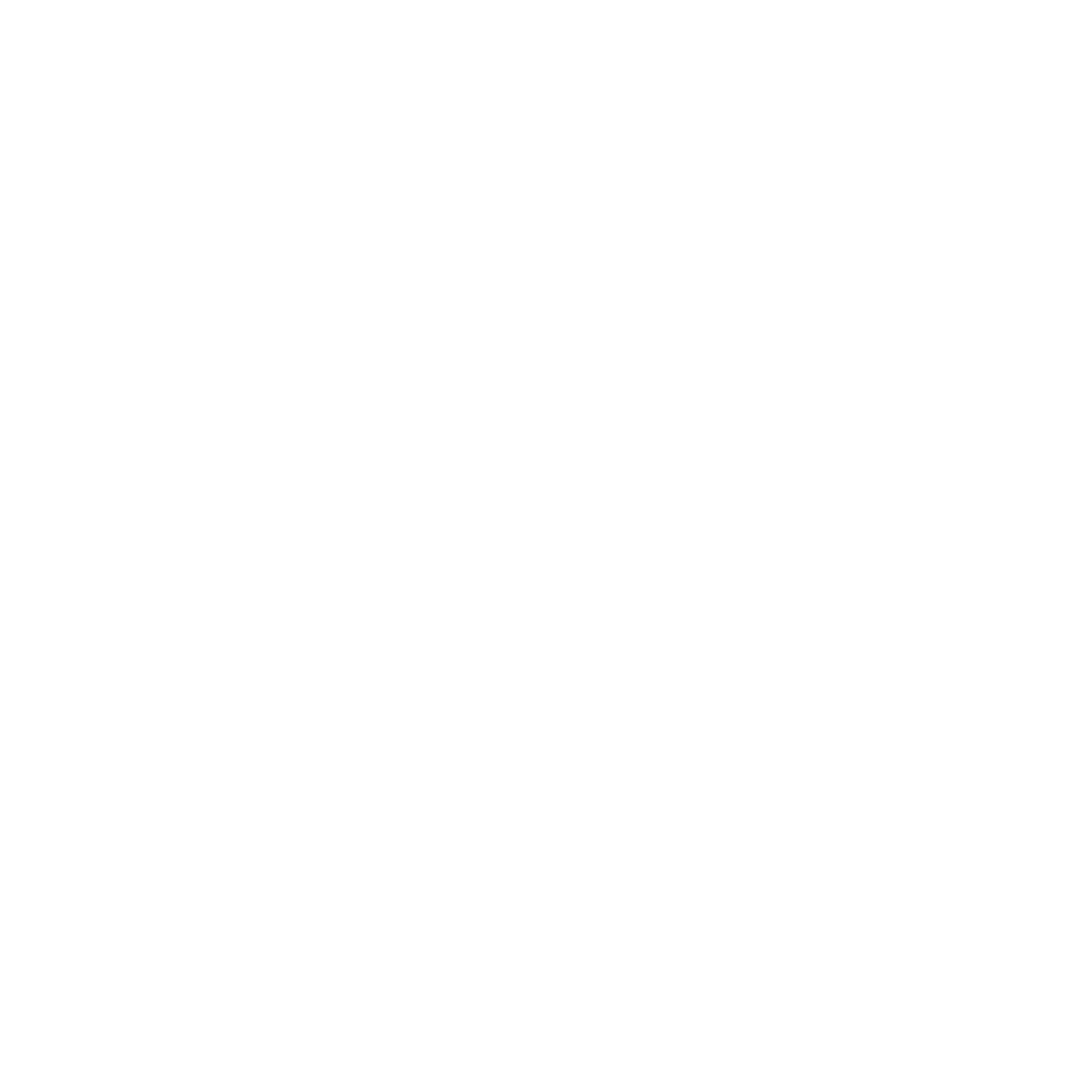 1 logo white png